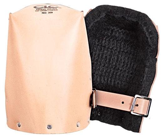 Knee Pad -Leather - Knee Pads