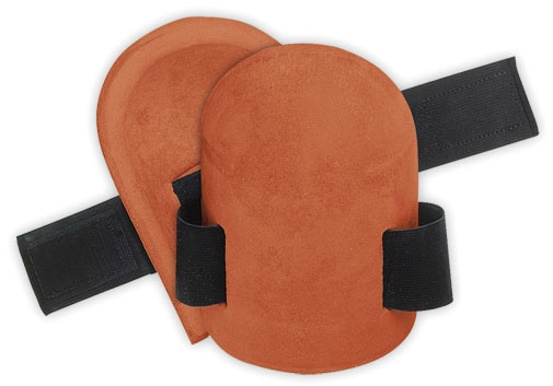 Moulded Natural Rubber Kneepads - Knee Pads