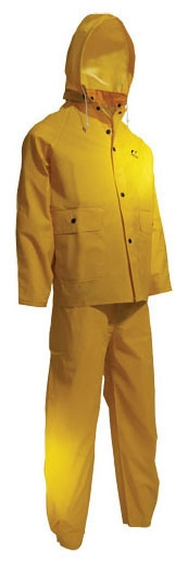 3 Pc Sitex Protective Rainsuit - Clothing