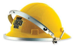 Head Gear-Aluminum for Full Rim Hat - Head, Eye & Face