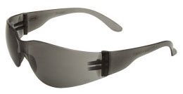Safety Glasses-Iprotect Smoke Lens W/ Sm - Safety Products