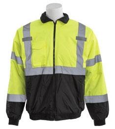 Jacket w/ Fleece Liner Class 3 - Clothing