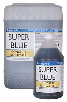 Perma Pro Super Blue Concrete Renovator - Cleaners, Strippers & Degreasers