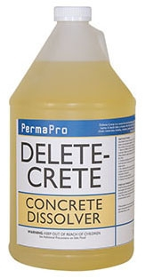 De-Bonding-Delete Crete (X-Crete) 1Gal - Cleaners, Strippers & Degreasers