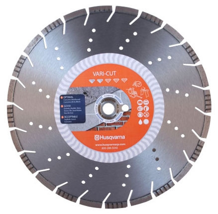Diamond Blade-14in x .125 (Vari-Cut) - Diamond Products