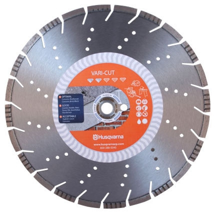 Diamond Blade-16in x .140 GP Husqvarna - Diamond Products