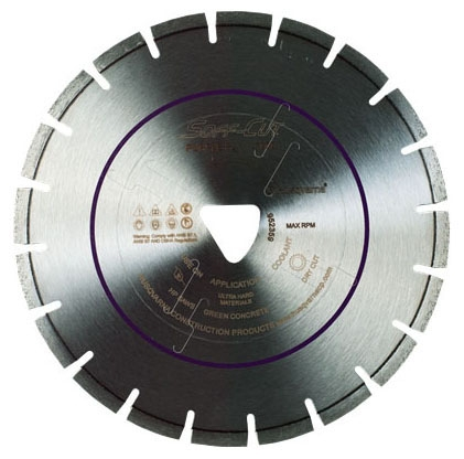 Soff-Cut Blade-12in x .080 FLX12S8-1000R - Diamond Products