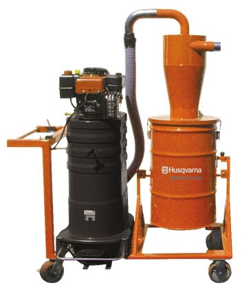 Soff-Vacuum 1000  for Green Saw - Dust Collection