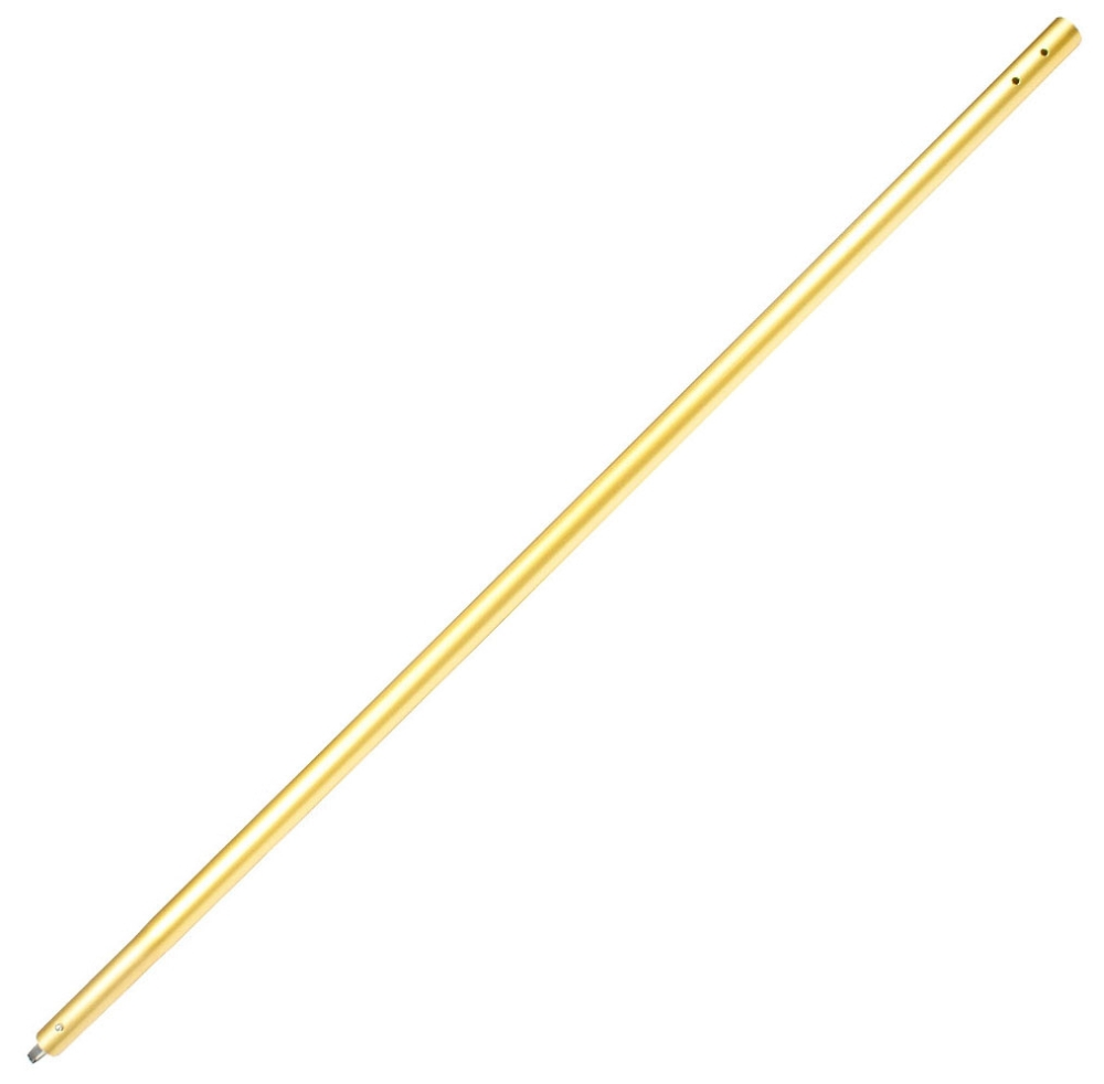 Bull Float Handle- Gold 1-3/4in x 6 ft - Handles, Adaptors & Brackets