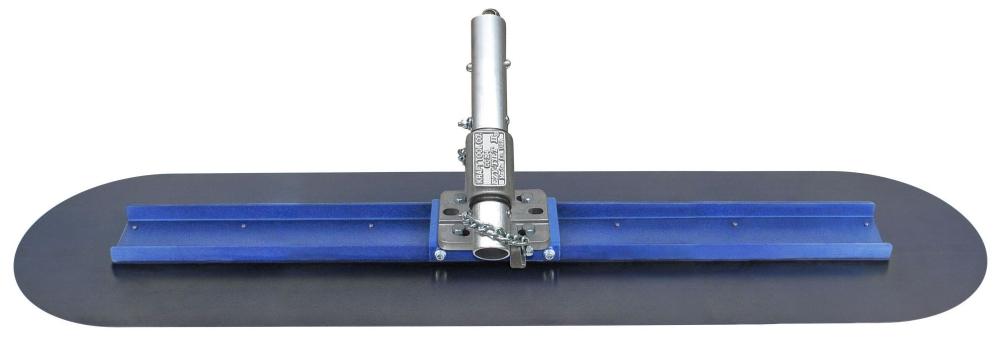 Big D Float-48in x 12in Blue Steel