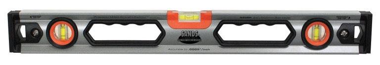 Level-Sands 24in Professional Aluminum - Measuring Tools