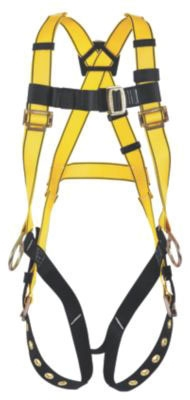 SafteyHarness-MSA Workman Std Back - Fall Protection