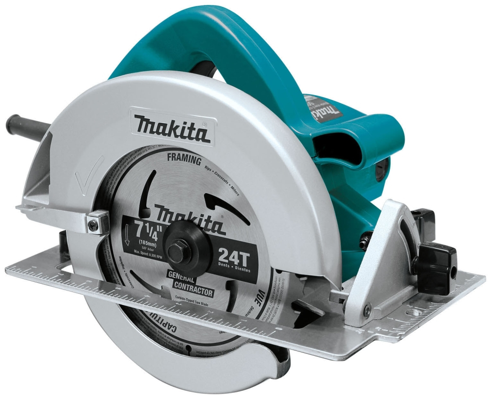 Circular Saw-7-1/4in 15A (Makita) - Power Tools