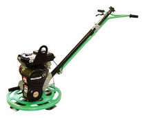 Power Trowel-Whiteman 24in Edger 4hp Hon - Concrete Equipment