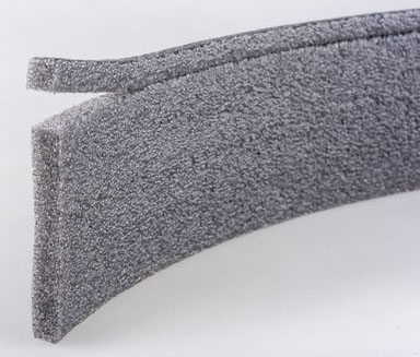 Foam Insulation-1/2in x 4in w/Tear Strip - Concrete Forming & Accessories