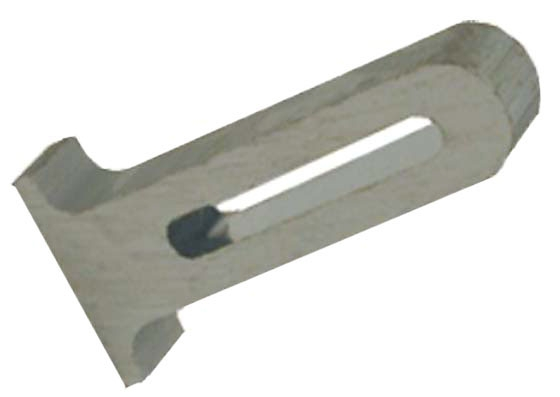 Aluminum Form Pin-Silver Bullet Base - Aluminum Forms