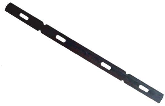 Flat Tie-10in X Flat (OCM)100/Bx - Heavy Duty Forming