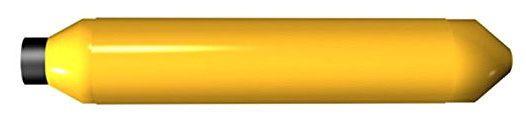 Vibrator Head-1-1/2in (Oztec) - Gas Powered Vibrators
