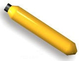 Vibrator Head- 2in (Oztec) - Gas Powered Vibrators