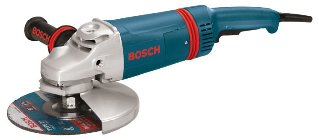 Angle Grinder-Bosch 9 in 15amp - Power Tools