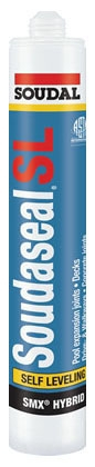 Self Leveling Sealant-29oz Limestone - Sealants, Caulks & Adhesives