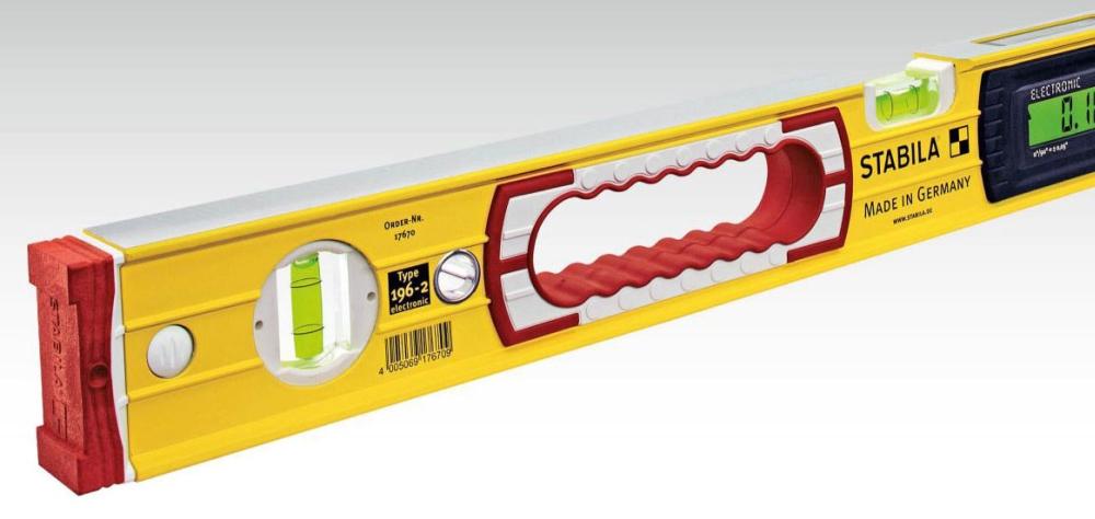 Level-Stabila 24 in Ip65 Smart W/ Case - Measuring Tools