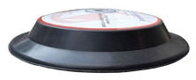 Grinder Back Pad-7in x 5/8-11 Rubber - Grinding