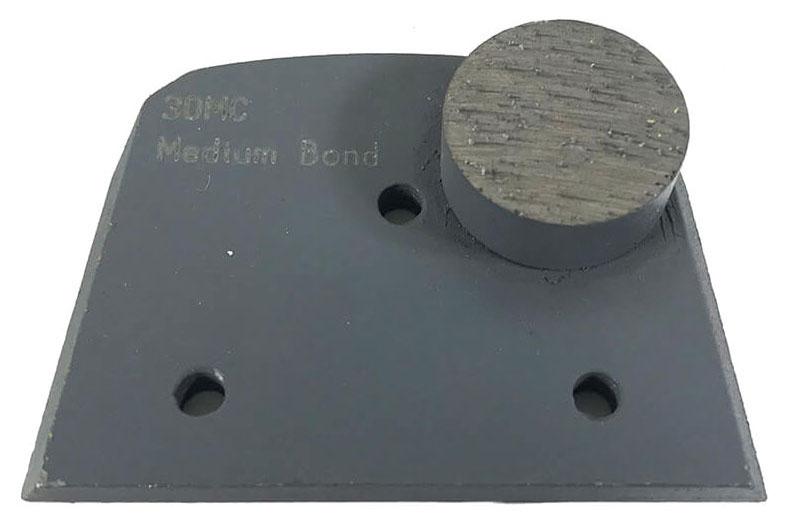 Diamond Tool-30g 1 Button Metal Medium - Grinding