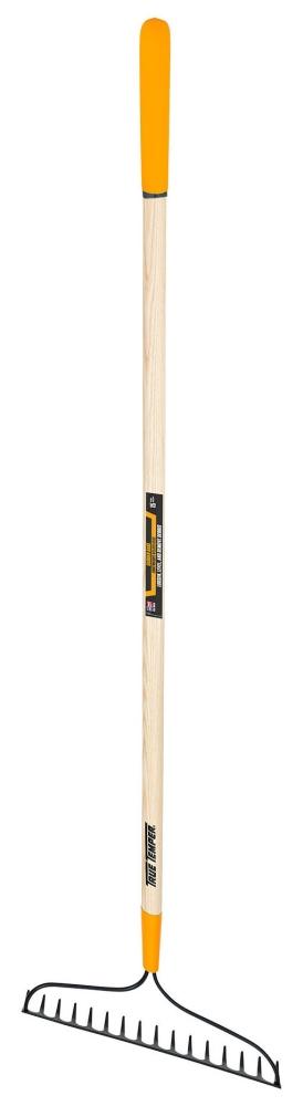 Bow Rake-Wood Handle True Temper - Hand Tools