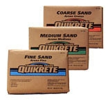 Sand-Medium 20-50 Grit Dried 50LB Bag
