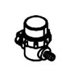 Filter,Screen; Inline Cartridge- Wacker - Parts