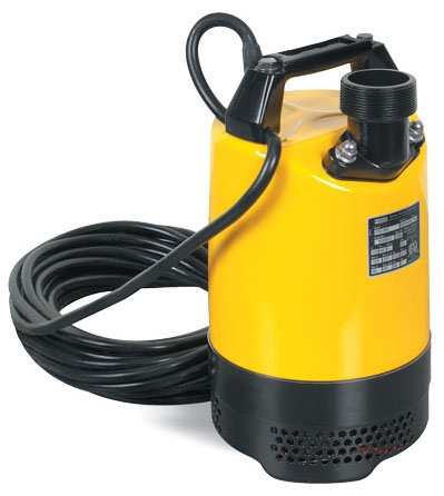 Submersible Pump-Wacker 2 in 110V - Dewatering & Pumps