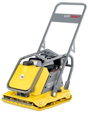 Plate Tamp-Wacker 5.5 HP Honda - Gas Powered Vibrators