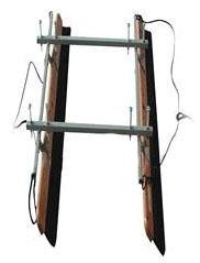 Broom Rope Trolley Kit (Brooms Included) - Texture Brooms