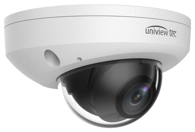 Uniview Tec 4MP Low Pro IP Dome Camera