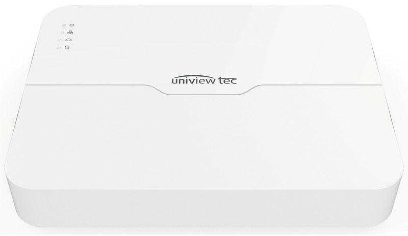 Uniview Tec 8ch NVR, 2TB HDD