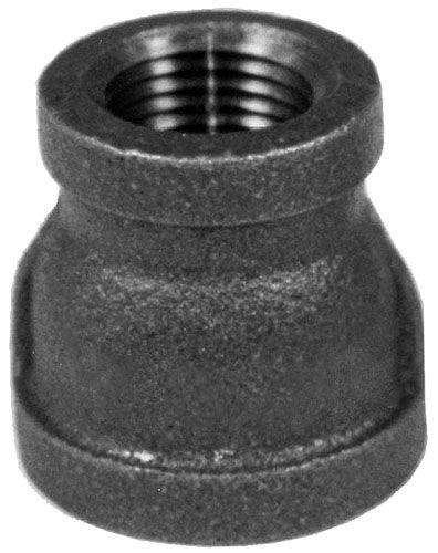 "Matco 1/2"" x 3/8"" Black Iron Coupling Reducer"
