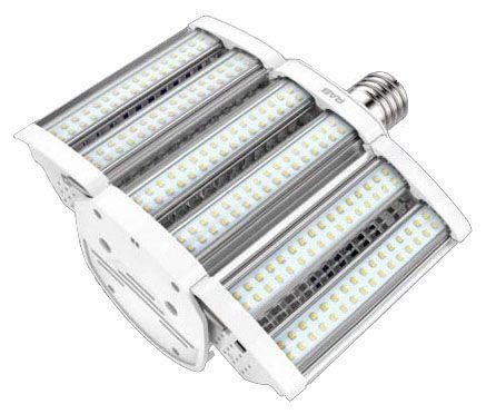RAB HID-110-H-EX39-840-BYP-SB RAB LED 4000K 13800 LUMEN MOG BASE 100-277V HORIZ SHOE BOX LAMP