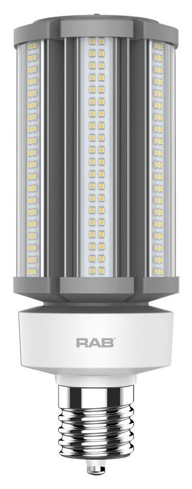 RAB HID-54-EX39-840-BYP-PT RAB LED 4000K 8100 LUMEN MOG BASE 100-277V LAMP (REPLACES 200W HID)