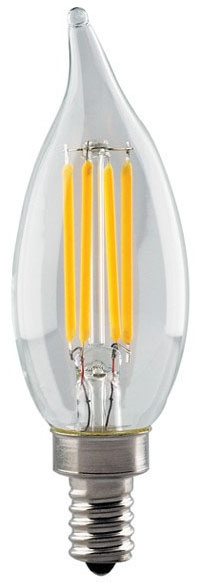 sat S8553 SATCO 4G16/LED/CL/27K/120V/E12