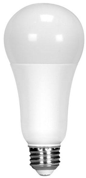 sat S8647 SAT 19W A21 3000K 2000 LUMEN NON-DIMMABLE 120-277V LED LAMP