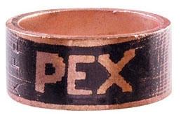 """Sioux Chief 1/2"""" PEX Crimp Ring Copper"""