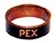 """Sioux Chief 1"""" PEX Crimp Ring Copper"""