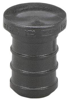 """1/2"""" PEX Plug Plastic Crimp (43723) Up514"""