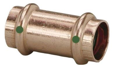 "3/4"" Copper Press Repair Coupling 1075515"