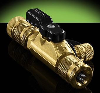 """Hilmor Valve Core Removal Tool, 2-1/2"""" x 5-3/4"""" x 7-7/8"""", 1/4"""" Connection, 800 PSI Working, 4000 PSI Burst"""