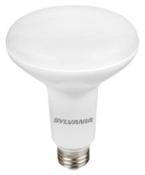(40288) S-LED17BR30/DIM/827/10YV/HO/RP 17W 120V 2700K MEDIUM (E26) BASE DIMMABLE LED BR30 LAMP 1450 LUMENS 11,000 HOUR AVERAGE RATED LIFE