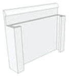 Keyway-3-1/8in Quick Key 10ft/Section - Steel Ply Forms