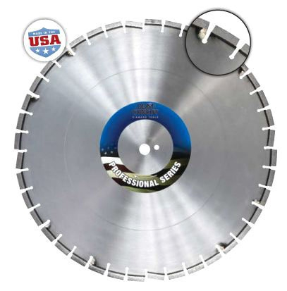 Diamond Blade-36in x .187 Wet Cut - Circular