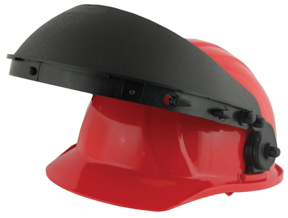 Faceshield Mount-Hard Hate17 (Erb) - Safety Products